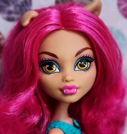 кукла Хоулин Вульф, Monster High
