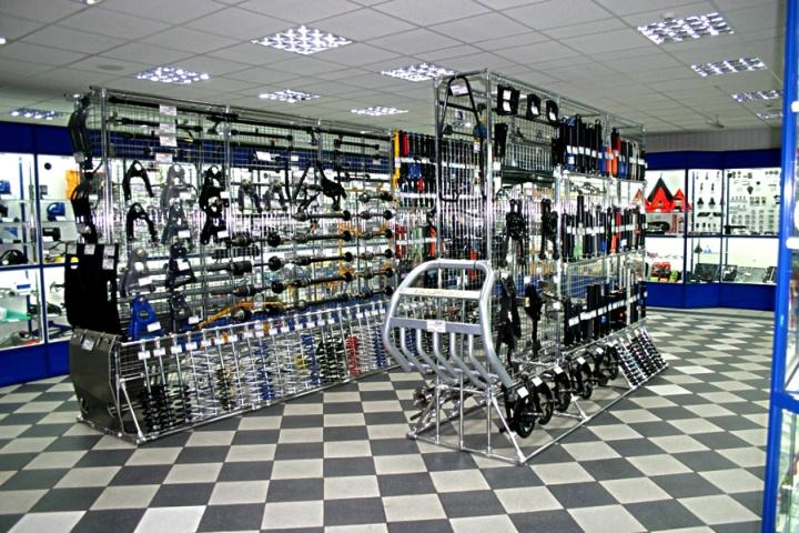 Автоматизация магазина запчастей приводит к росту ассортимента