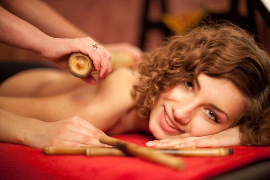 Секреты креольского массажа