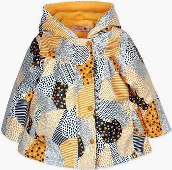 Плащ Boboli Желтые капли купить в интернет-магазине Мама Любит с доставкой по России!