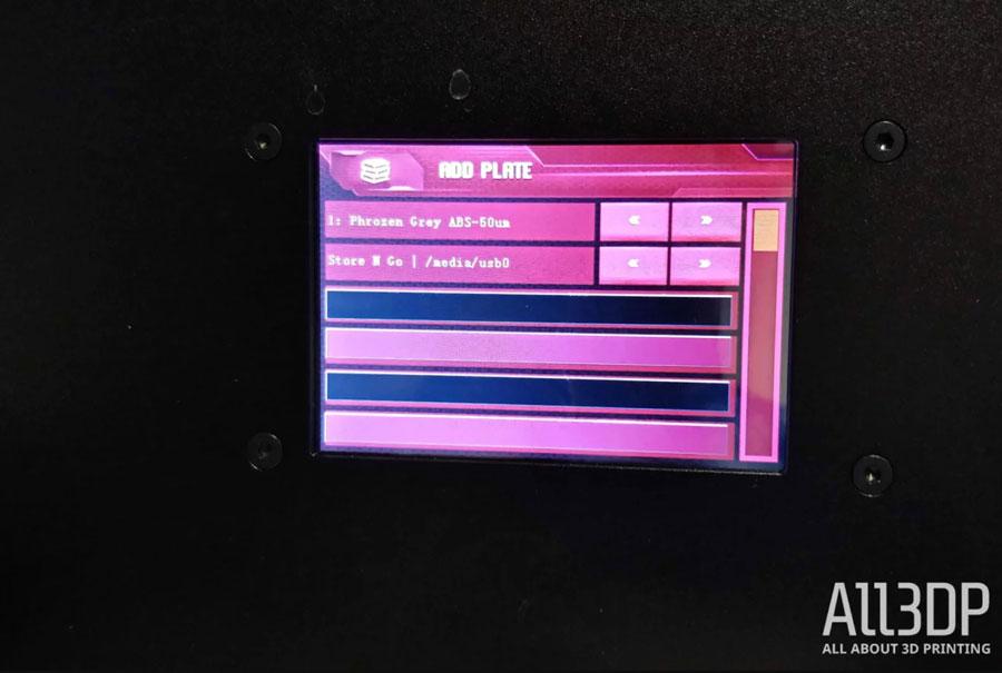 Меню флешки с SLC-файлами. Чтобы увидеть, нужно еще раз обновить
