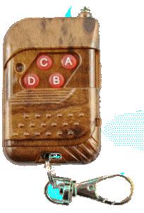 Четырёхканальная система радиоуправления. 4-ре не зависимые радиокнопки для ARDUINO, беспроводных систем управления.