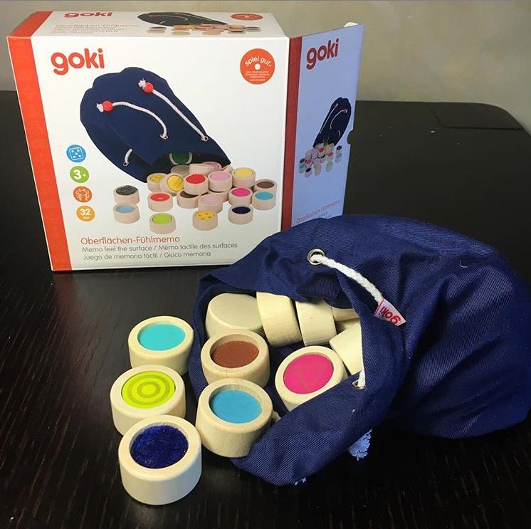 goki купить сенсорные бочонки