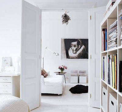 Двери в скандинавском стиле