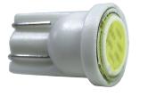 Светодиодная лампа w5w t10 cob-1