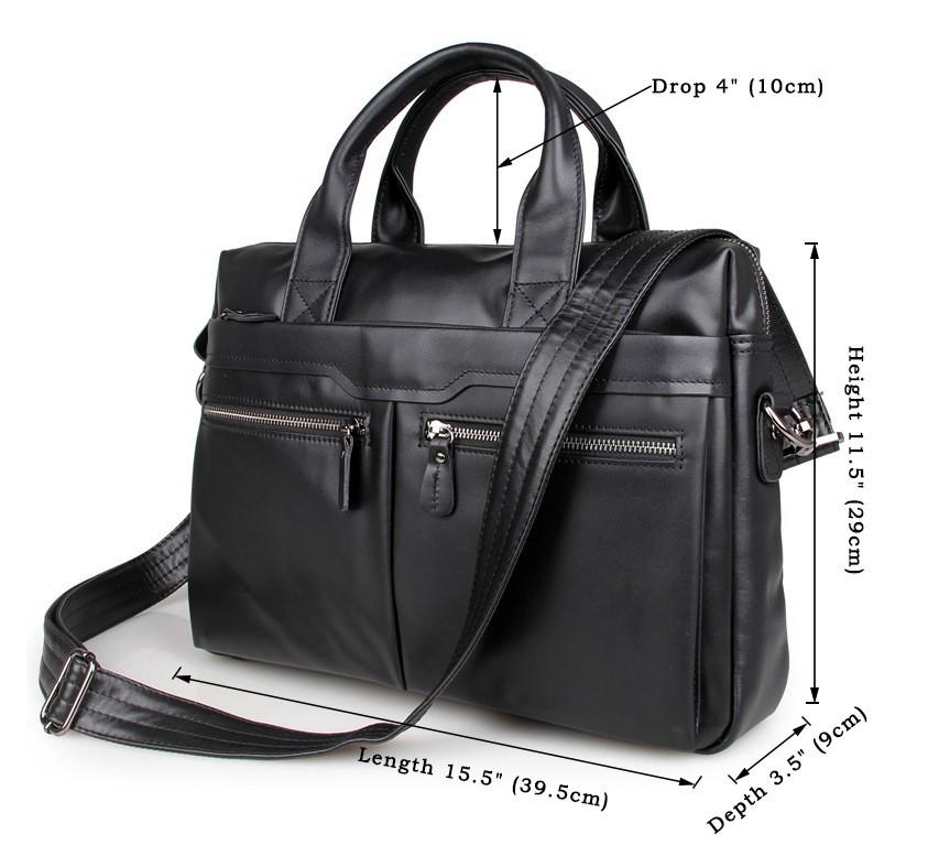Размеры сумки JMD JD008