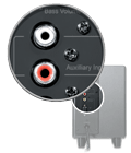 Two auxiliary inputs