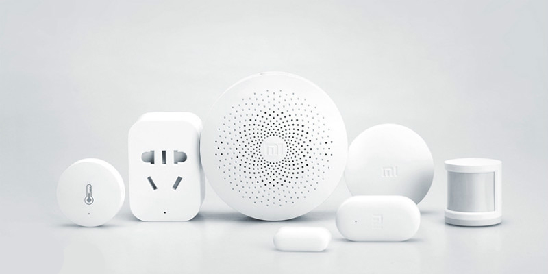 Главный блок управления умным домом Xiaomi Smart Home Gateway 2