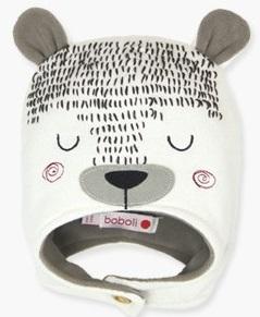 Шапочка Boboli Стеснительный мишка купить в интернет-магазине Мама Любит с доставкой по РФ!