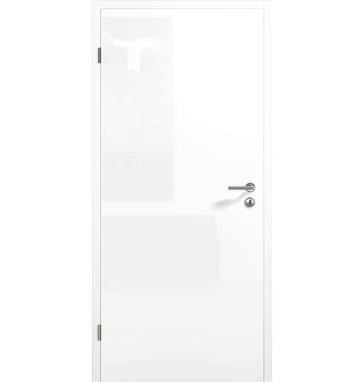 ConceptLine Блестящая поверхность белого цвета RAL 9016