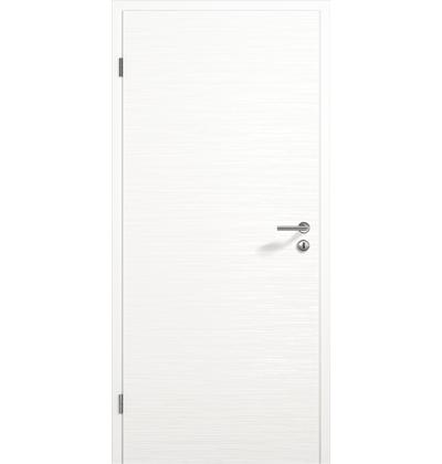 ConceptLine Duradecor, рифленая поверхность белого цвета RAL 9016