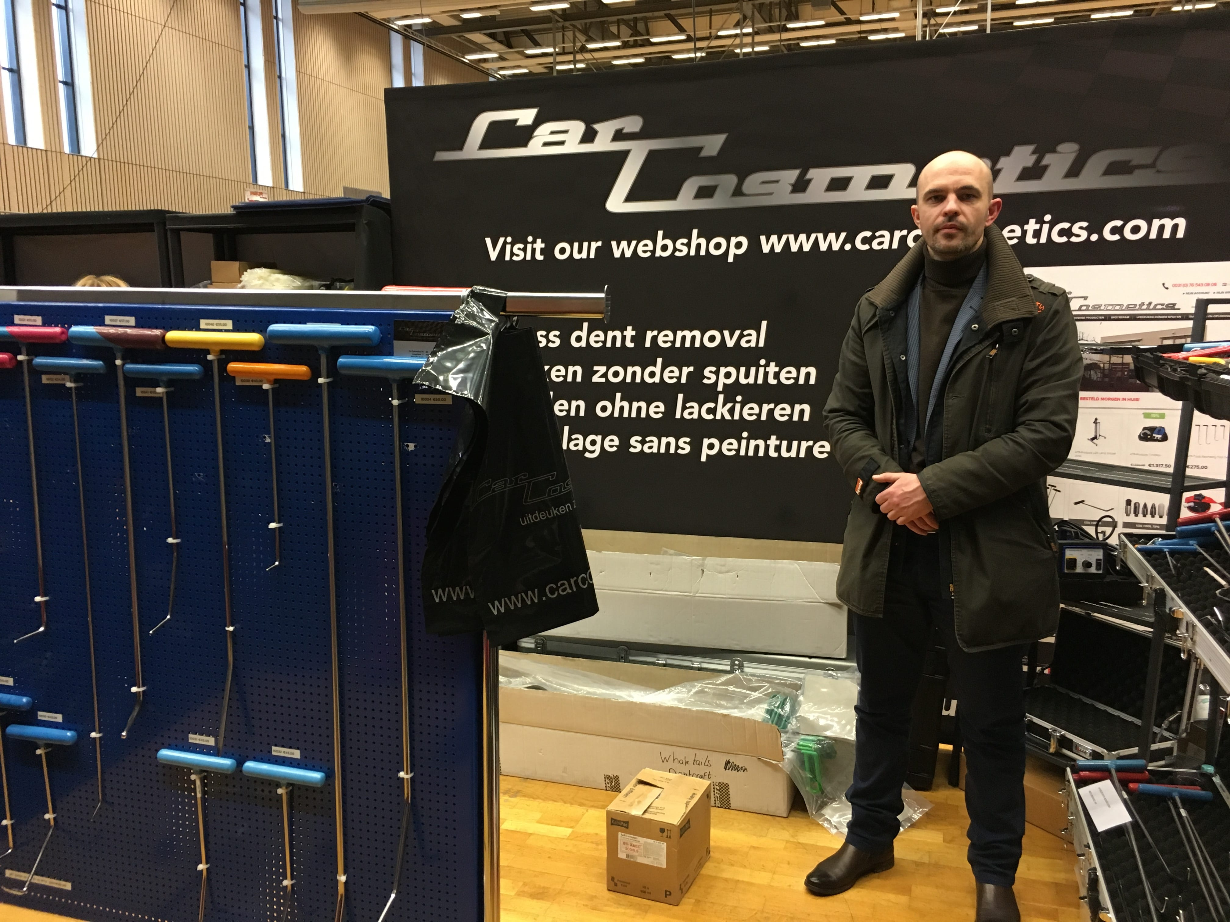 AV-Tool на выставке в Германии