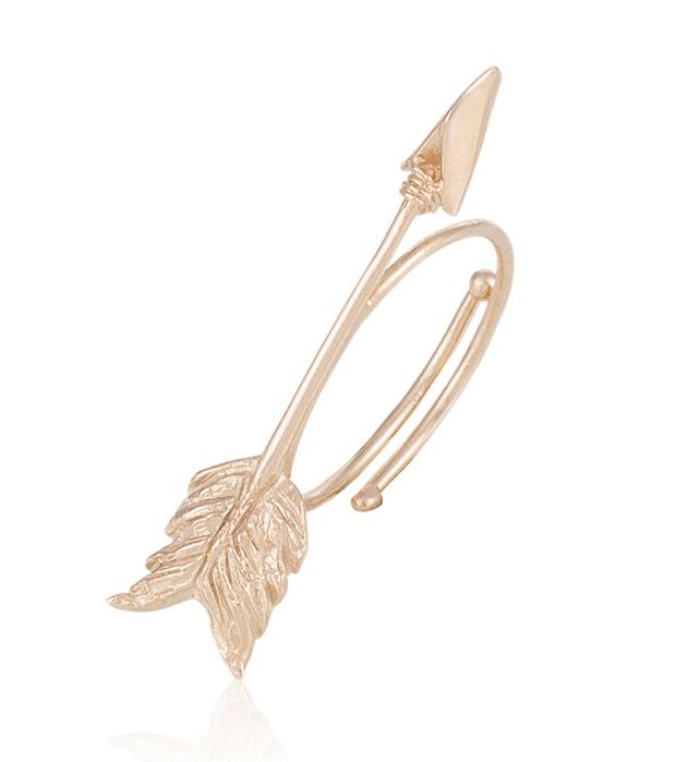 купите украшение ручной работы от испанского бренда Cristina Zazo - Manitu Ring Opened