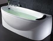 Аэромассажная ванна EAGO AM1104RD