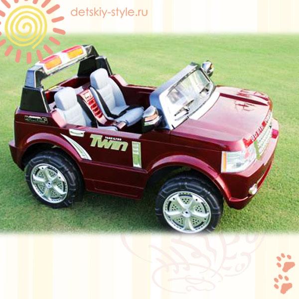 электромобиль land rover 205, двухместный, j2105, купить, цена, электромобиль joy automatic jj205, стоимость, бесплатная доставка, отзывы, заказать, дешево, detskiy-style.ru
