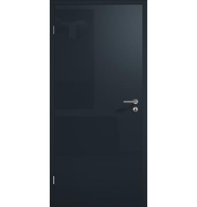 ConceptLine Блестящая поверхность цвета серого антрацита RAL 7016