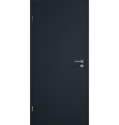 ConceptLine Duradecor, ультраматовая поверхность цвета серого антрацита RAL 7016