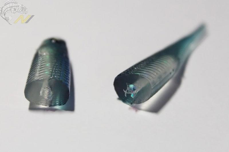 Уловистые съедобные силиконовые приманк по щуке от Lucky_John