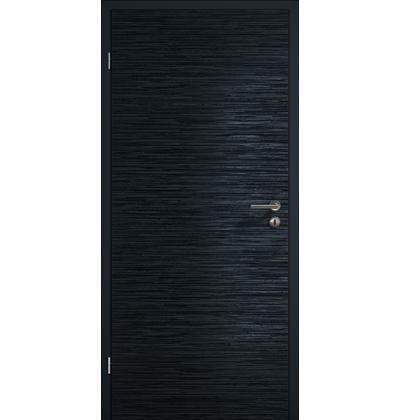 ConceptLine Duradecor, рифленая поверхность цвета серого антрацита RAL 7016