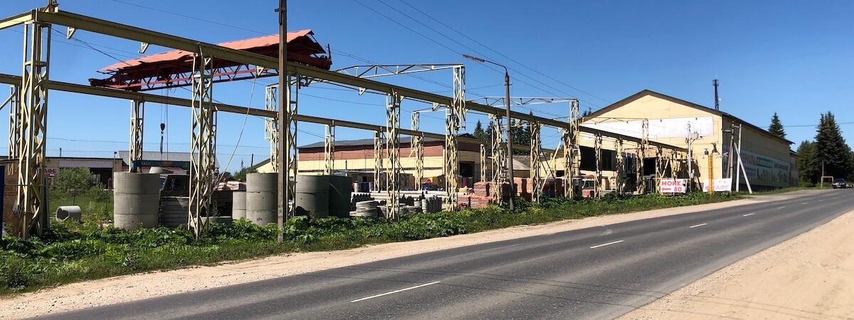 Стройматериалы в Заокском районе
