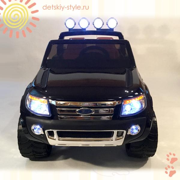 двухместный электромобиль ford ranger, лицензия, купить цена, стоимость, заказать, бесплатная доставка, детский электромобиль форд рэйнжер, доставка по россии, отзывы, обзор, интернет магазин