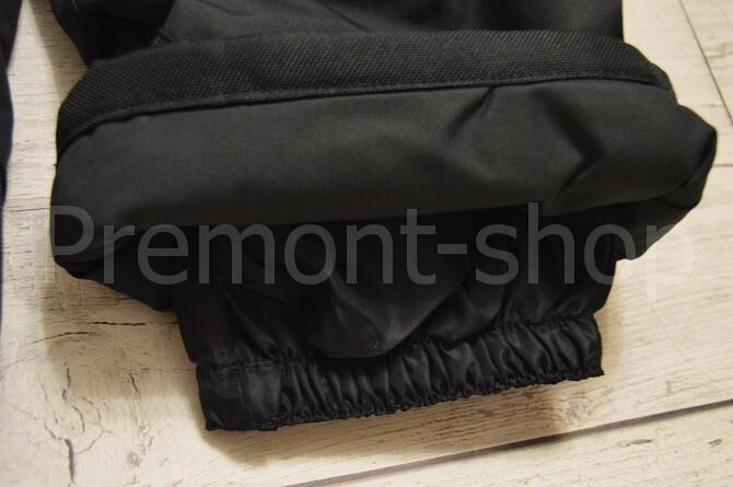 Снегозащитная гетра от комплекта Premont Блэк Графит