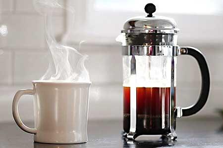 Купить пресс для кофе в Киеве