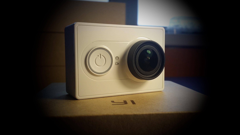 экшн-камера Xiaomi. Купить в РОссии