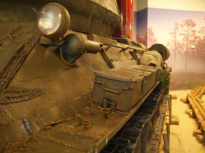 деталь танка