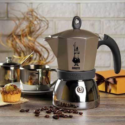 кофеварка для плиты индукционной