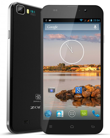 Zopo ZP910 Leader Blue (MTK6589)