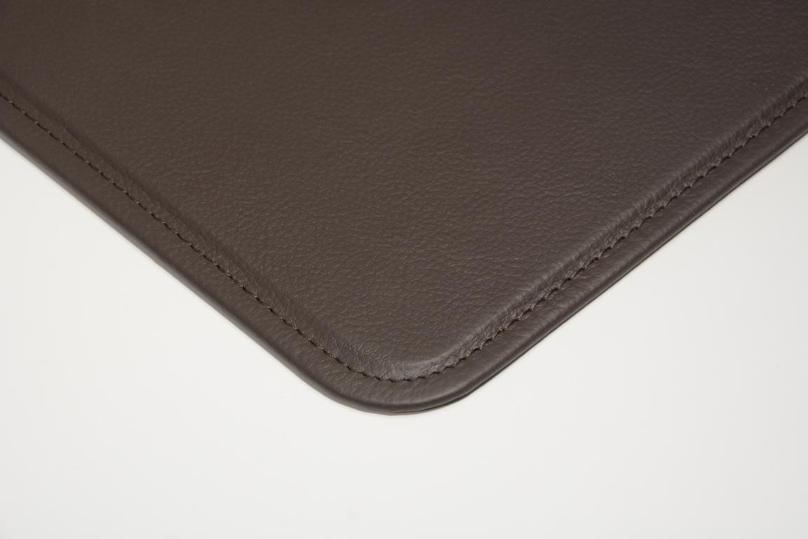 Бювар Модерн цвет темно-коричневый.
