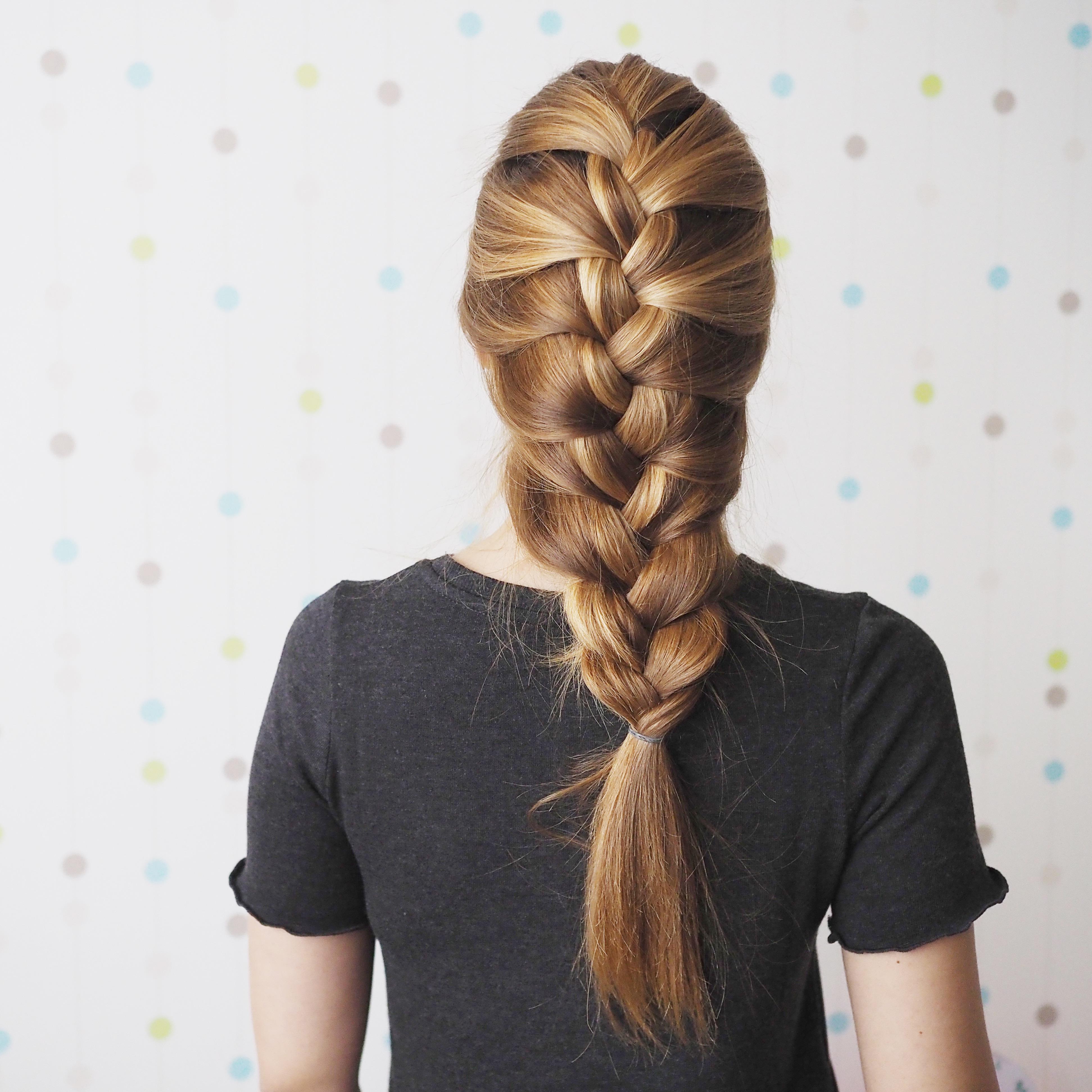 Прически HAIRJAZZ Французская коса