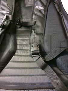 Лямка рюкзака на клипсе