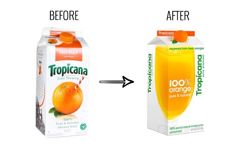 сок тропикана