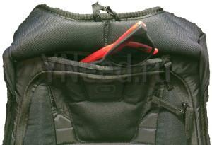 Флисовый карман для очков