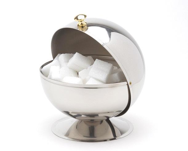 """Купить сахарницу с ложкой в интернет-магазине """"НЛОжка"""""""