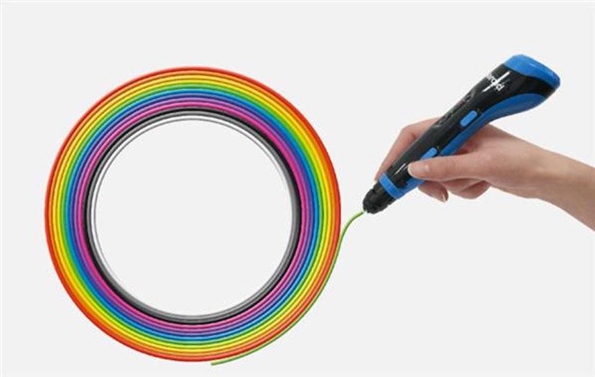 3D ручка polaroid