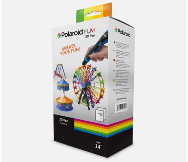 3d-ручка Polaroid