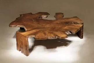 обеденный стол из массива дерева