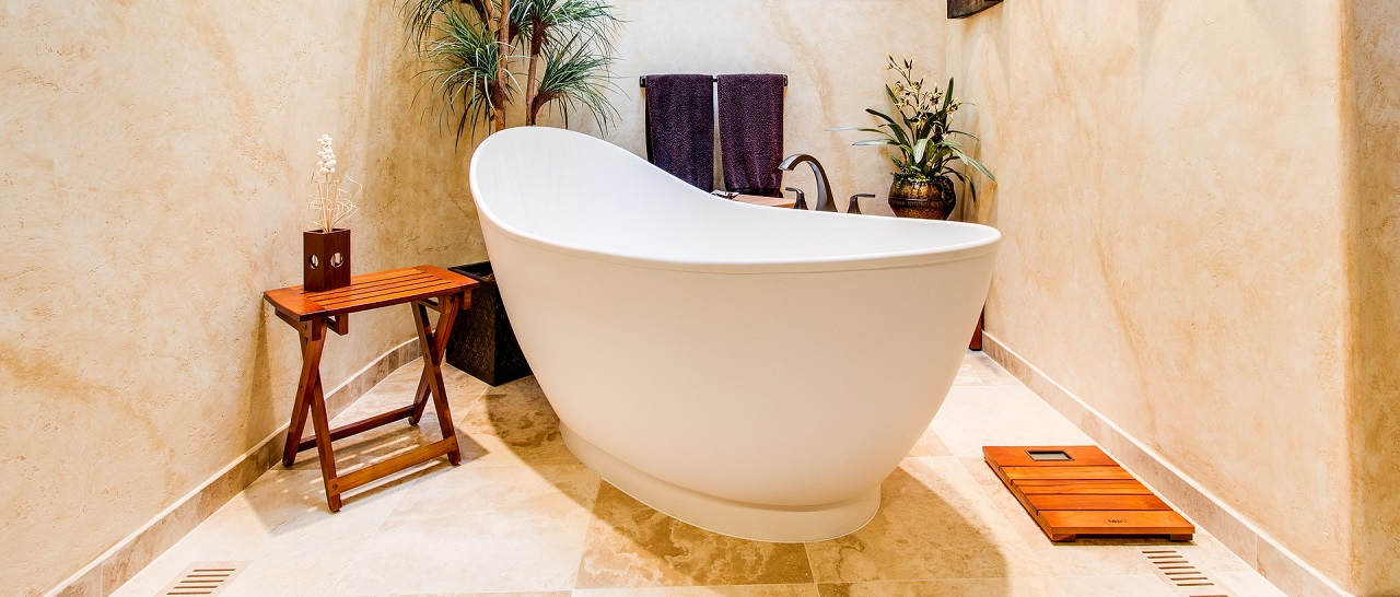 Выбор ванны по форме