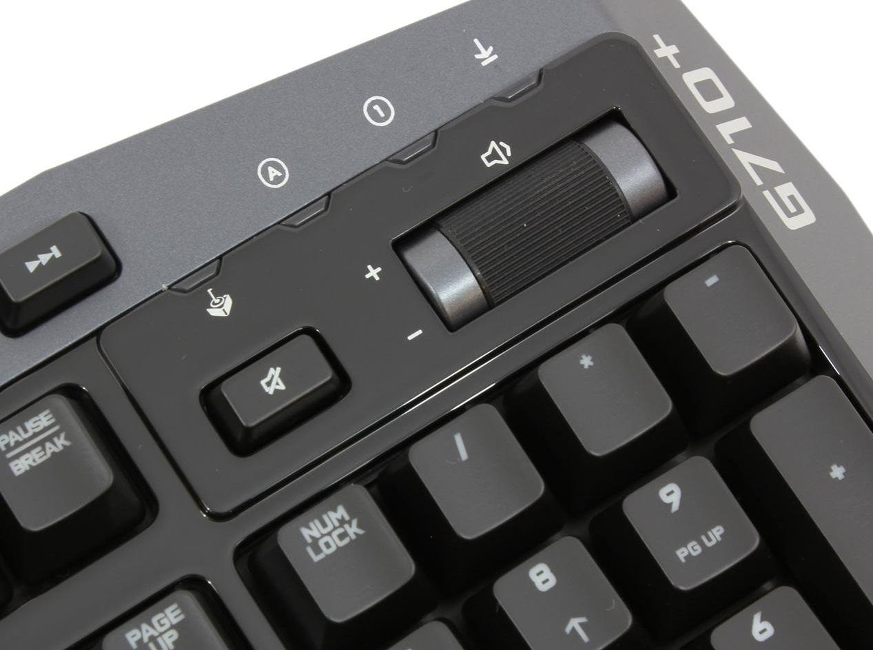 клавиатура Logitech G710 цена