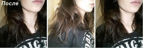 Кондиционер для ломких волос