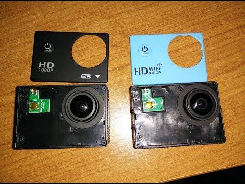 Экшн камеры SJCAM, как отличить оригинал от подделки?