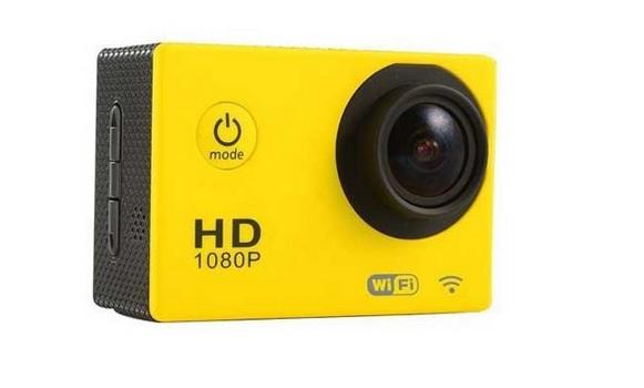 Экшн камеры SJCAM, подделка жёлтая. Как отличить от оригинала?