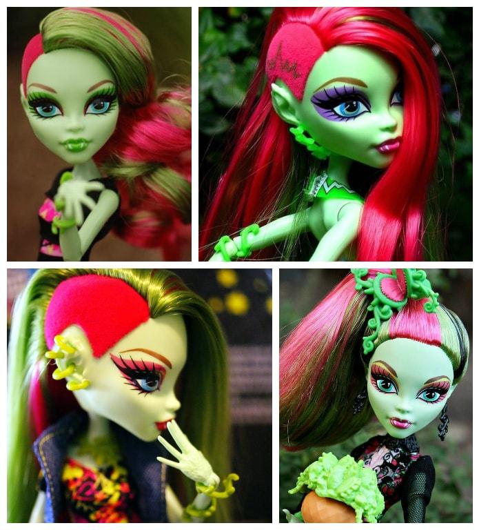 Кукла Венера купить в магазине Магия кукол