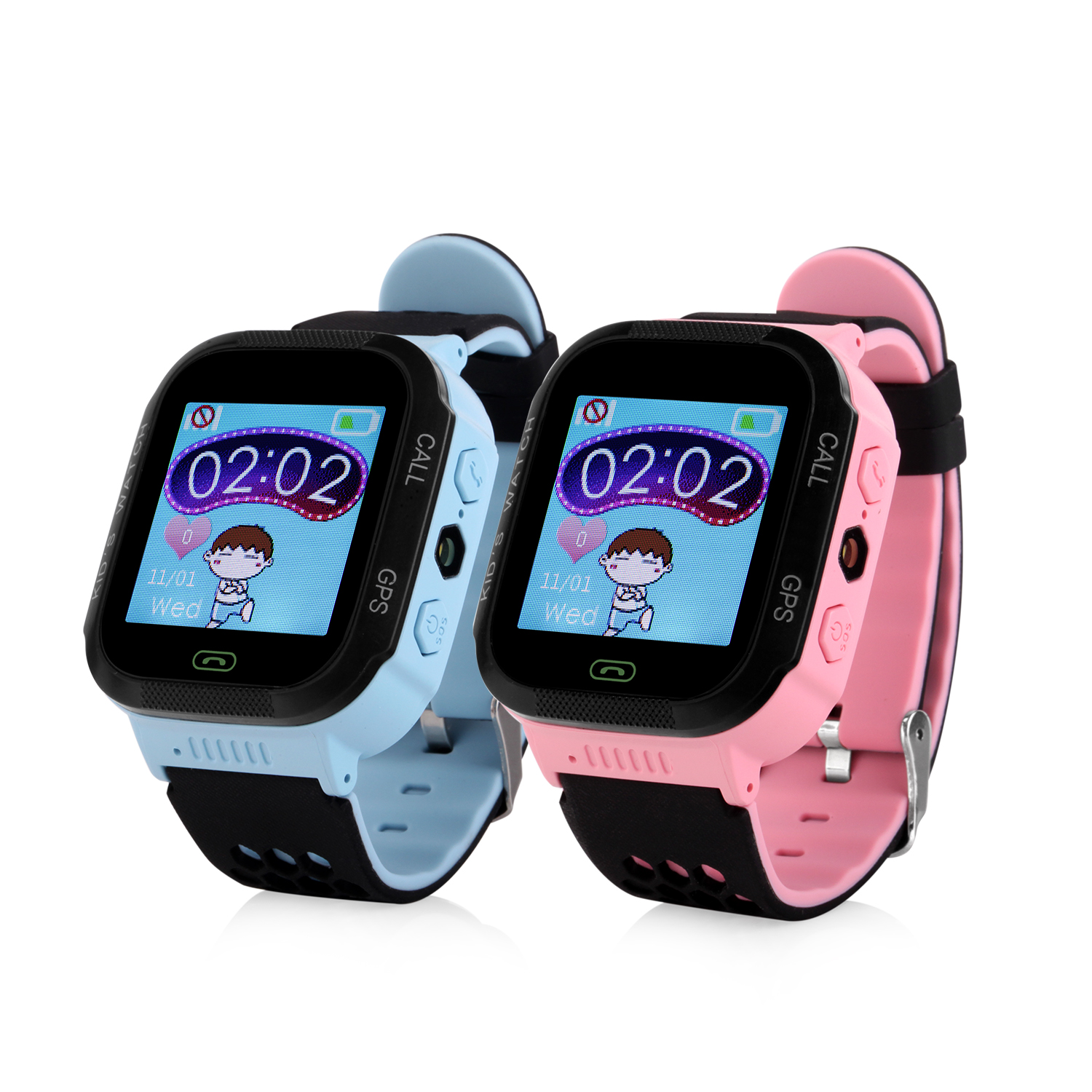 Smart Baby Watch GW500S Wonlex