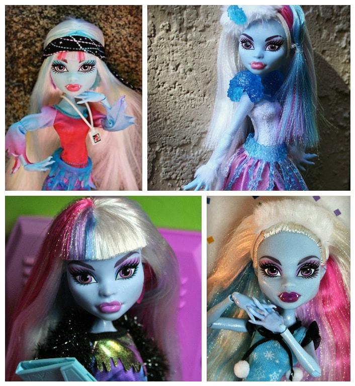 Кукла Эбби купить со скидкой