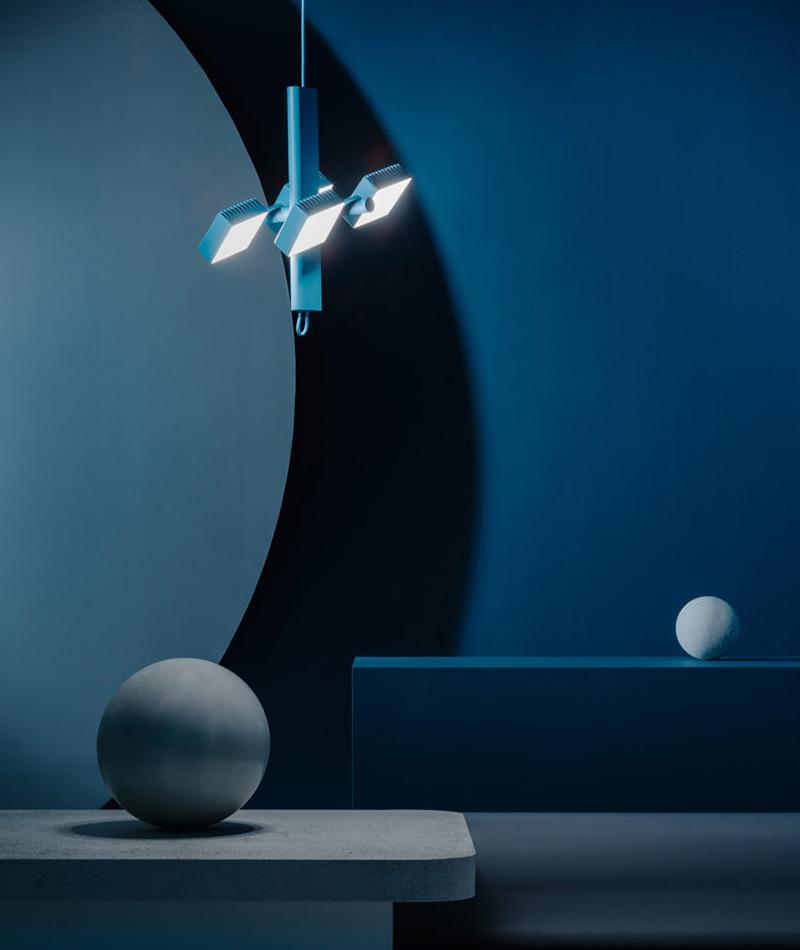 Светильник Dorval от SCMP