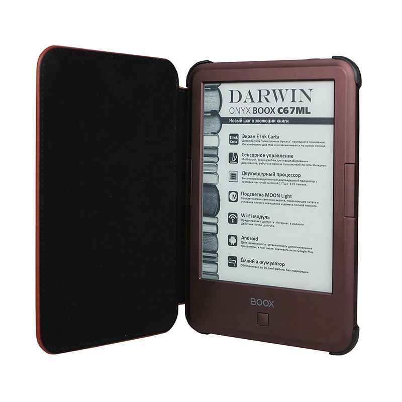 Электронная книга ONYX C67ML Darwin Brown